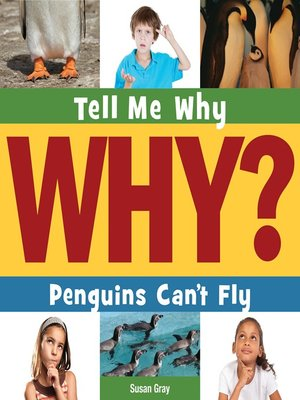 cover image of Penguins Can't Fly