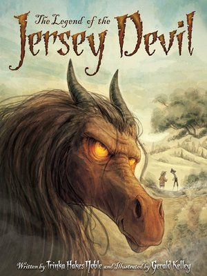 cover image of The Legend of the Jersey Devil