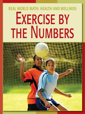cover image of Exercise by the Numbers