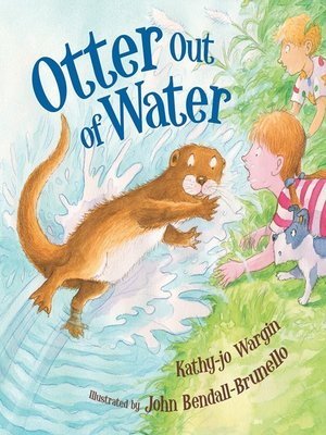 cover image of Otter Out of Water