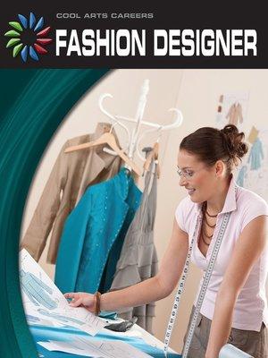 cover image of Fashion Designer