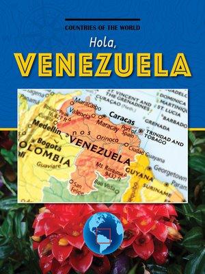 cover image of Hola, Venezuela