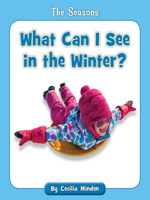cover image of What Can I See in the Winter?