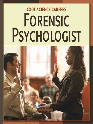 cover image of Forensic Psychologist