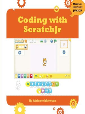 cover image of Coding With ScratchJr