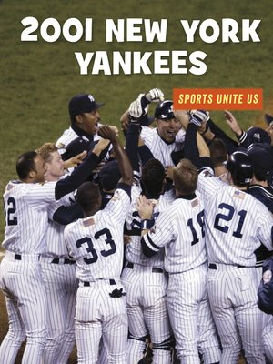 cover image of 2001 New York Yankees