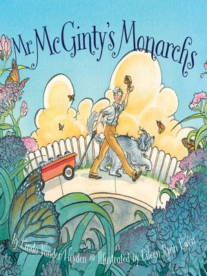 cover image of Mr. McGinty's Monarchs