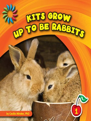 cover image of Kits Grow up to Be Rabbits