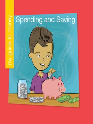 cover image of Spending and Saving