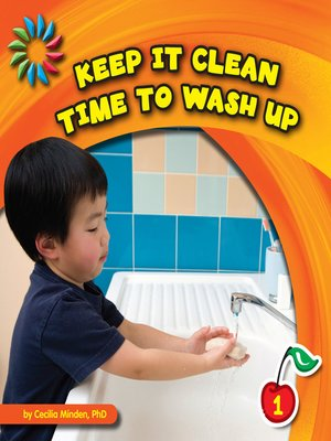 cover image of Time to Wash Up