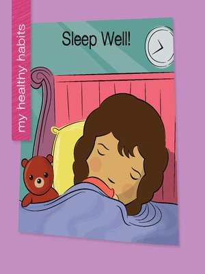 cover image of Sleep Well!