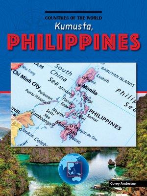 cover image of Kumusta, Philippines