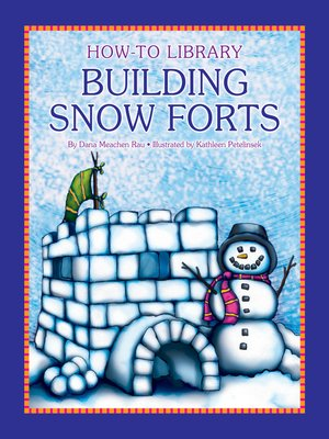 cover image of Building Snow Forts