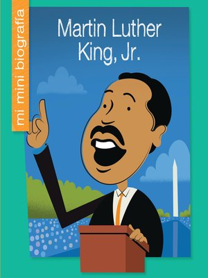 cover image of Martin Luther King, Jr. SP