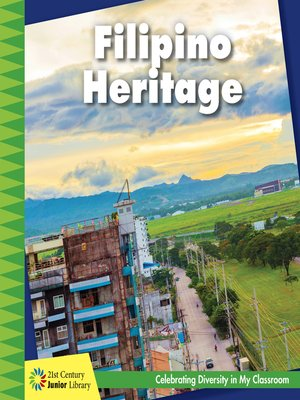 cover image of Filipino Heritage