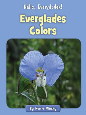 cover image of Everglades Colors