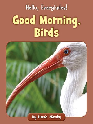 cover image of Good Morning, Birds