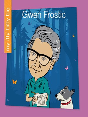 cover image of Gwen Frostic