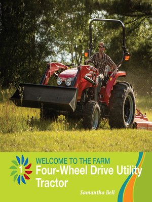 cover image of Four-Wheel Drive Utility Tractor