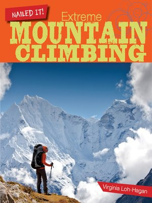 cover image of Extreme Mountain Climbing