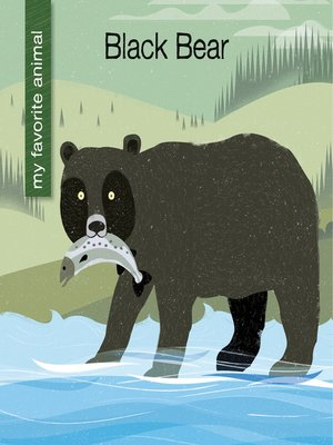 cover image of Black Bear