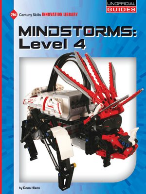 cover image of Mindstorms, Level 4