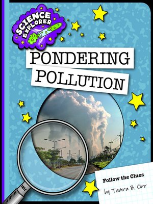 cover image of Pondering Pollution