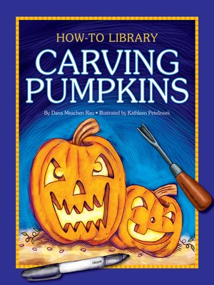 cover image of Carving Pumpkins