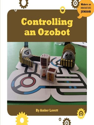 cover image of Controlling an Ozobot