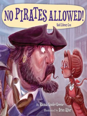 cover image of No Pirates Allowed! Said Library Lou