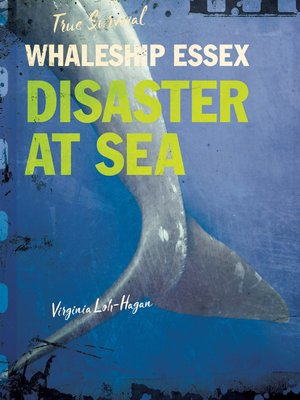 cover image of Whaleship Essex