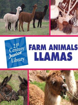 cover image of Llama