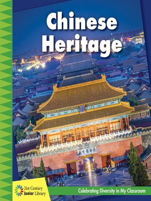cover image of Chinese Heritage