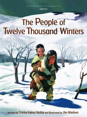 cover image of The People of Twelve Thousand Winters