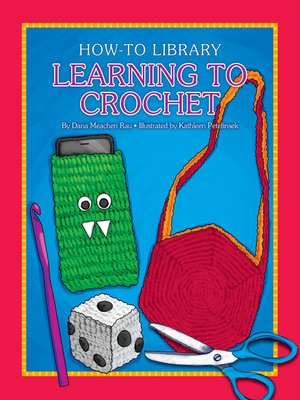 cover image of Learning to Crochet