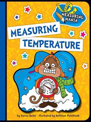 cover image of Measuring Temperature
