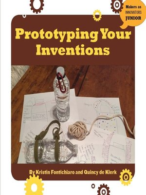 cover image of Prototyping Your Inventions