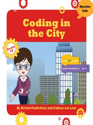 cover image of Coding in the City