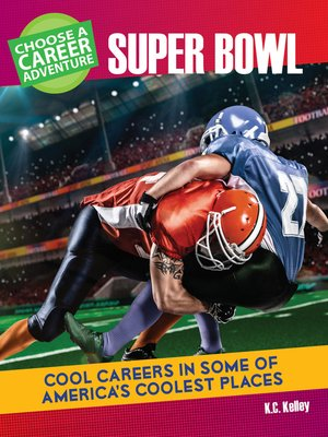 cover image of Choose Your Own Career Adventure at the Super Bowl
