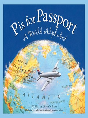 cover image of P is for Passport