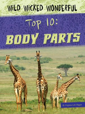 cover image of Top 10 Body Parts