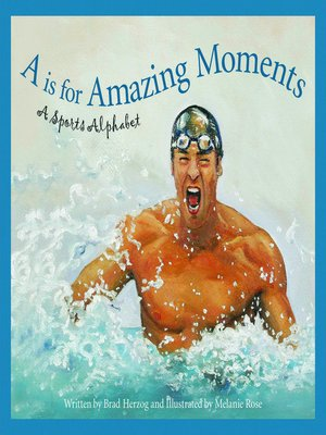 cover image of A is for Amazing Moments