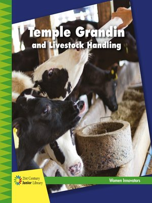 cover image of Temple Grandin and Livestock Management