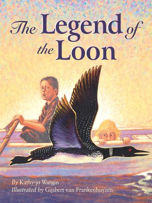 cover image of The Legend of the Loon