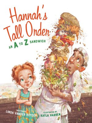 cover image of Hannah's Tall Order