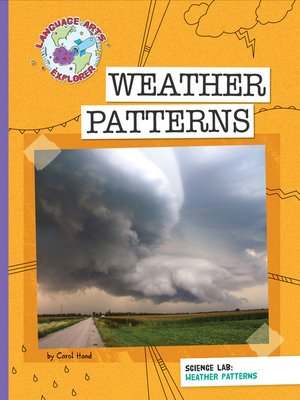 cover image of Weather Patterns