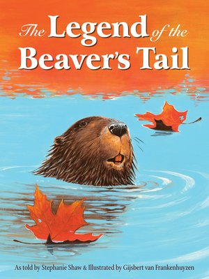cover image of The Legend of the Beaver's Tail