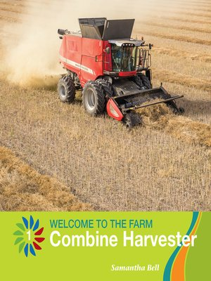 cover image of Combine Harvester