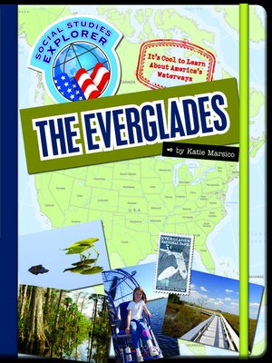cover image of The Everglades