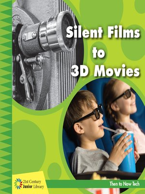 cover image of Silent Films to 3D Movies